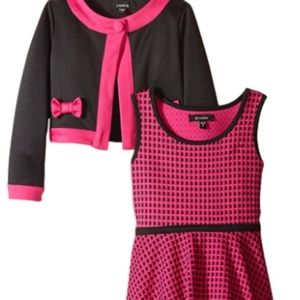 Darling Girls Dress suit sz 5, 6X